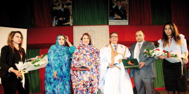 Festival international du théâtre de rue à Laâyoune