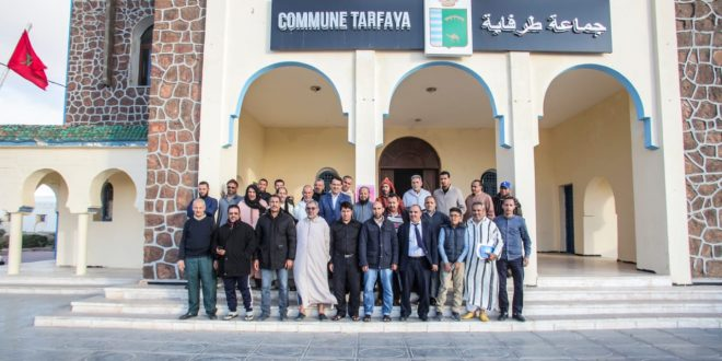 TARFAYA CCIS LAAYOUNE