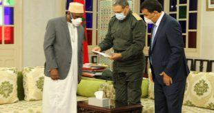 Carta de agradecimiento del Cónsul General de la Unión de las Comoras