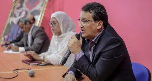 Encuentro con comerciantes en la ciudad de Boujdour