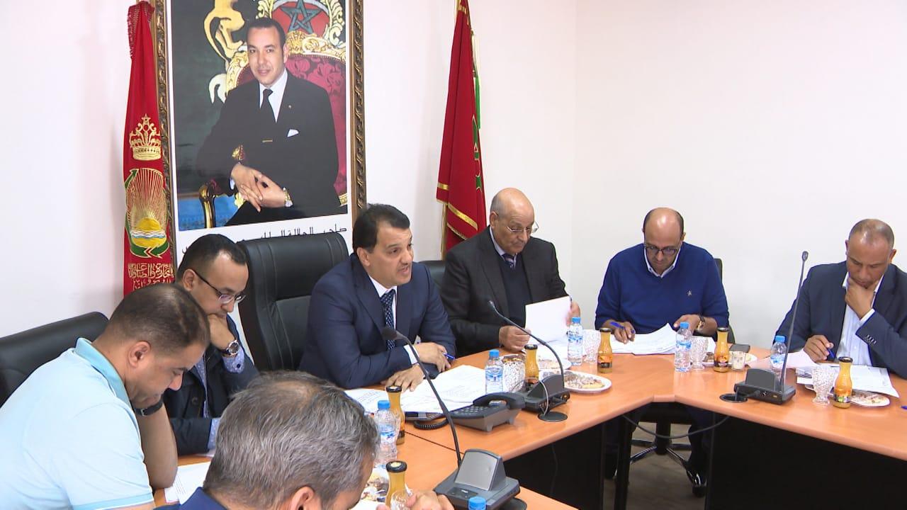 La Asamblea General de la Cámara de Comercio e Industria de El Aaiún Sakia El Hamra