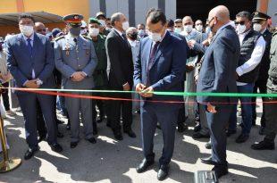 رئيس الغرفة سيدي خليل ولد الرشيد يشارك في تدشين سوق كبير من أجل توطين تجار مدينة العيون