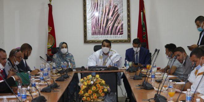 Réélection de M. Khalil Ould Errachid en tant que Président de la Chambre